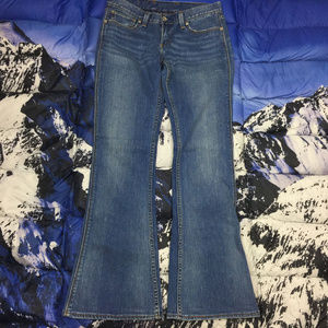 Levi's Ultra Low Skinny Boot Denim Jeans Size 6M